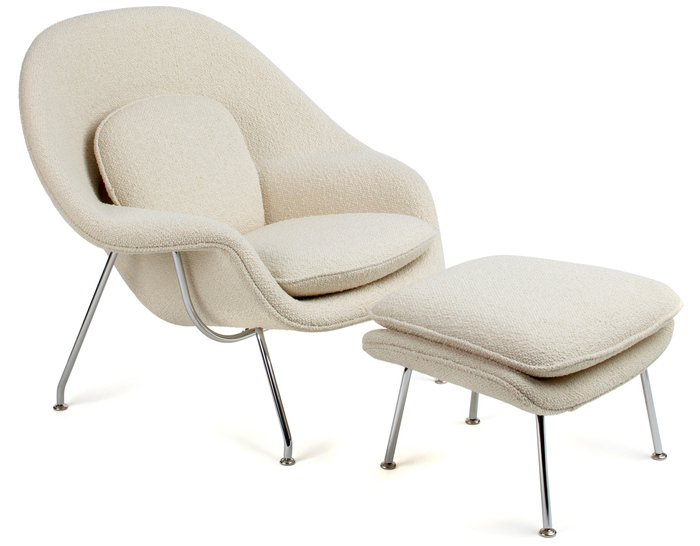 banqueta Womb Chair